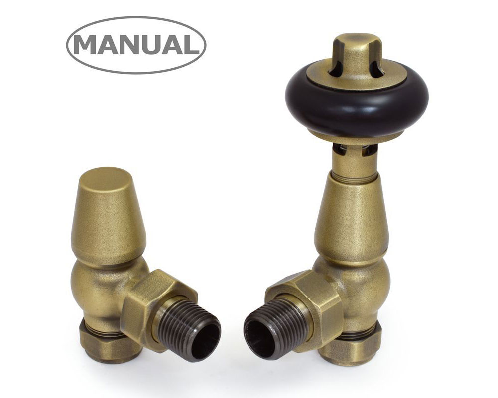 Luxury Manual Radiator Valves