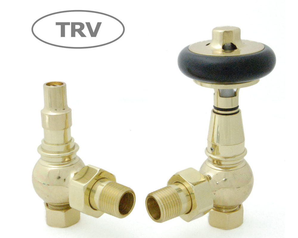 Luxury Thermostatic Radiator Valves