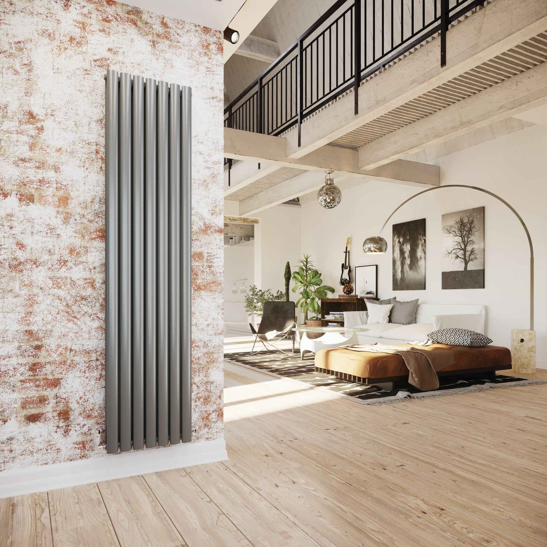 Tall Radiators The Leading Home Heating Trend For 2020 Dq Heating