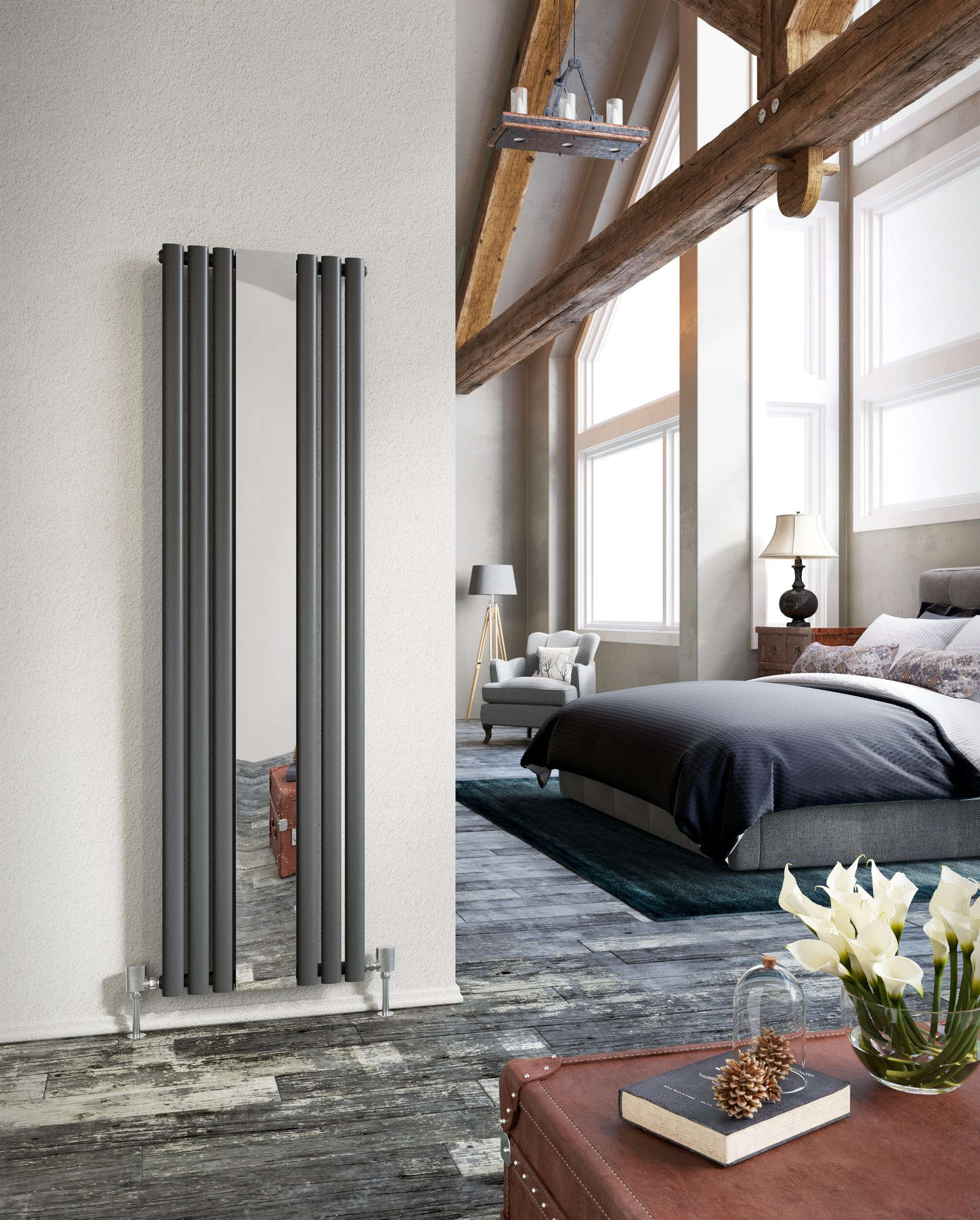 How to choose your bedroom radiator - DQ Heating
